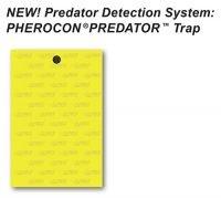 Predator detection system featuring Pherocon Predator Trap